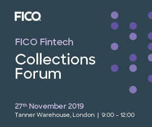 Register now for FICO Fintech Collections Forum!