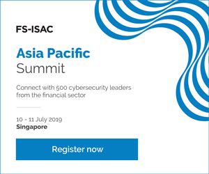 Visit fsisac-summit.com/AP19-Registration