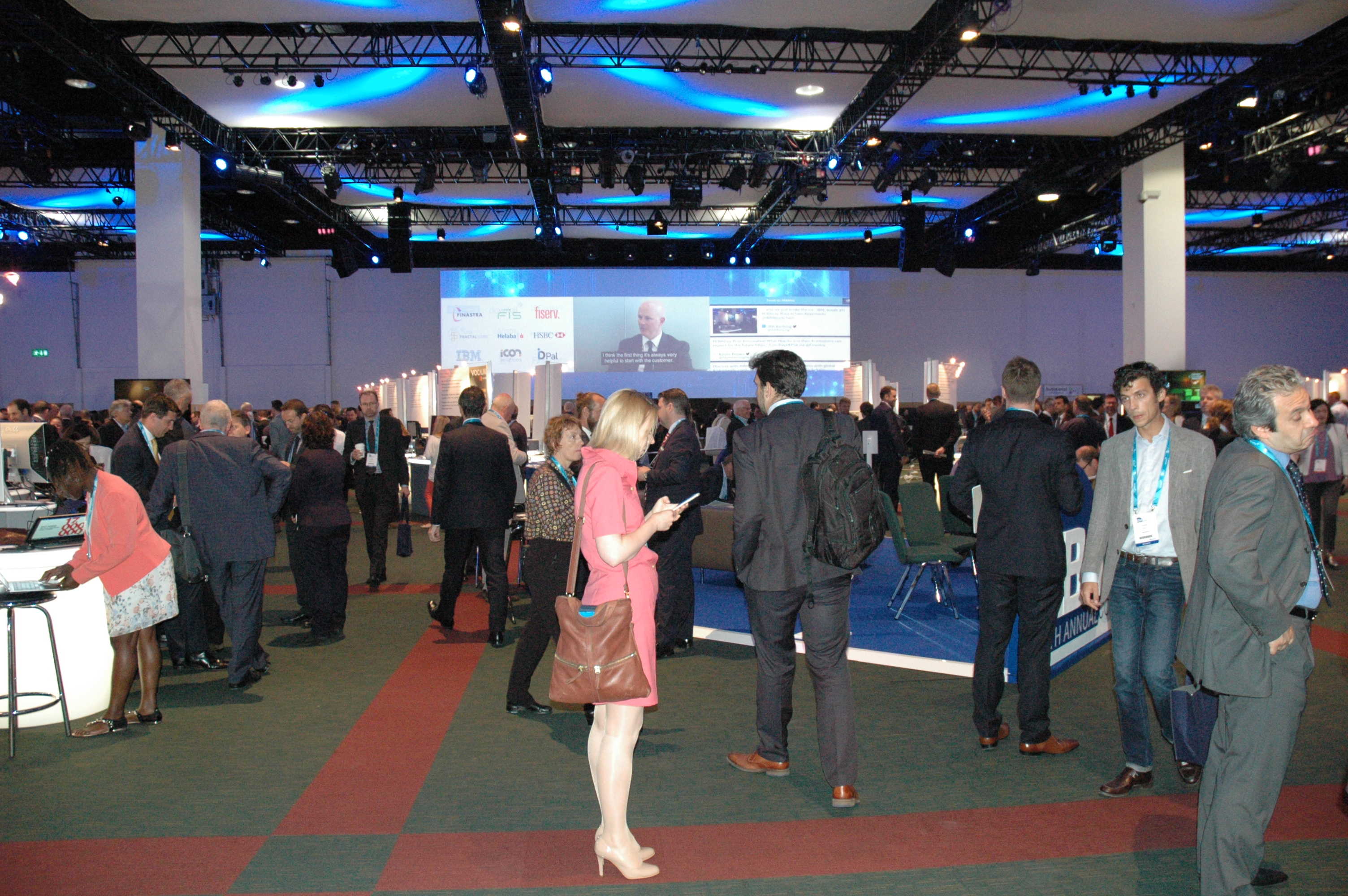 Live: EBAday 2017, day one