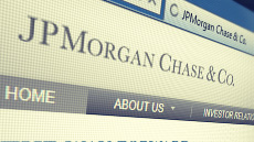 JPMorgan Chase logo web screenshot