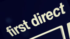First direct we logo