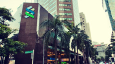 Standard chartered main building