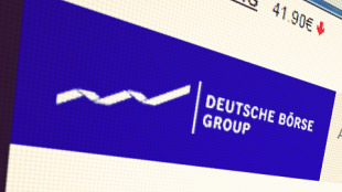 Deutsche Boerse web screen shot