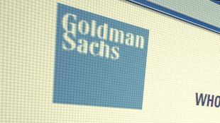 Goldman Sachs logo web screen shot