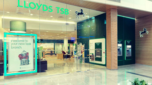Lloyds TSB branch