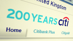 Citi Web screen shot