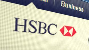 HSBC web screen shot