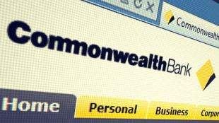 Commonwealth bank web logo