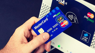 mastercard contactless payment 1