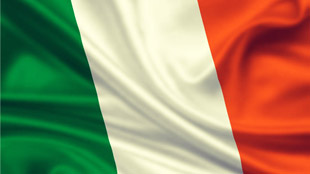 irish Flag 2