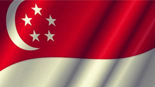 Singapoer flag 2