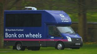 Bank on Wheels 1