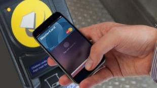 Apple Pay on tube