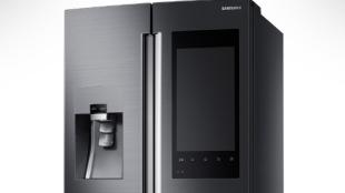 Smasung smart fridge