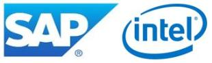 SAP and Intel Logo