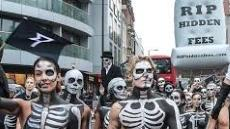 Transferwise skelly march