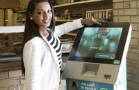 FNB targets rural customers with cashless ATM