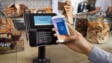 Mobile contactless spending accelerating in UK