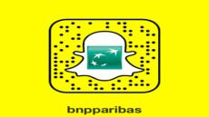 BNP Paribas signs global Snapchat deal