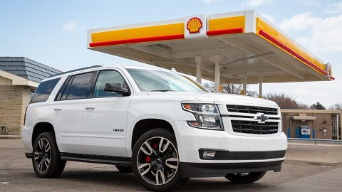 Chevy and Shell team on in-car fuel payments