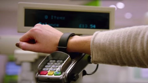 Maybank launches contactless wristbands