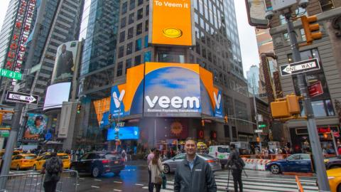 Goldman invests in blockchain-based cross-border payments startup Veem