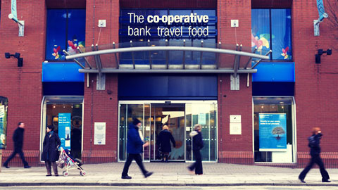 Co-op to slash jobs and branch network in £500 million IT overhaul