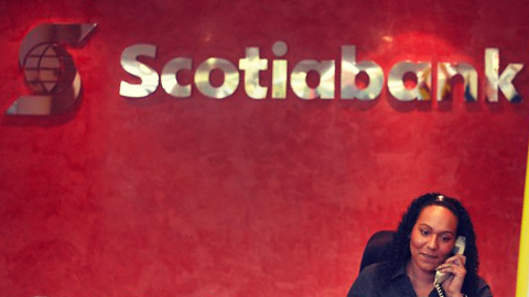 Scotiabank trials AlphaPoint blockchain tech for trade reports