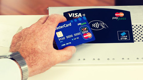Contactless payments in UK head for mainstream - Worldpay