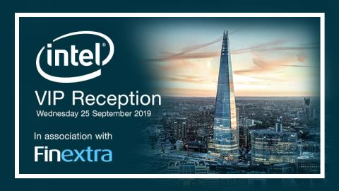 Sibos 2019 - Intel VIP Reception