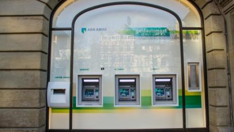 ABN Amro shuts down half of its ATM estate in response to escalating violence
