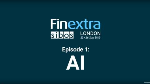 FinextraTV @ Sibos2019 – The Big Themes #1: The Impact of AI