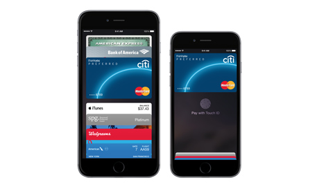 Apple Pay claims to cover 90% of US credit card market