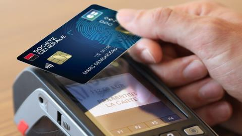 SoGen tests biometric cards for limitless contactless payments