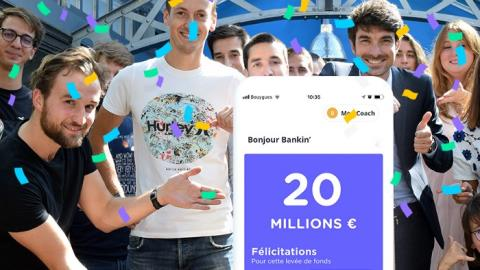 Money management app Bankin scores EUR20 million Series B
