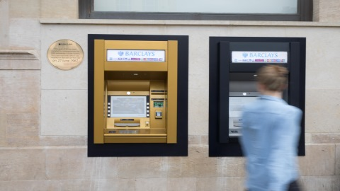 Barclays celebrates golden anniversary of the ATM