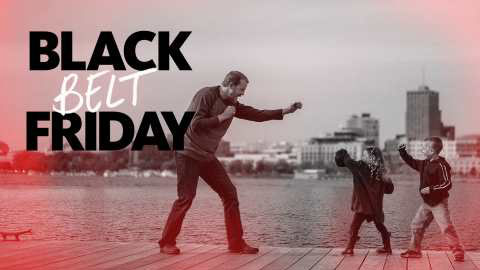 Black is not the only way to describe Friday says Santander
