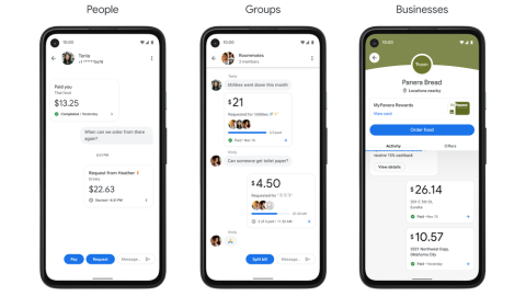 Google Pay gets major overhaul