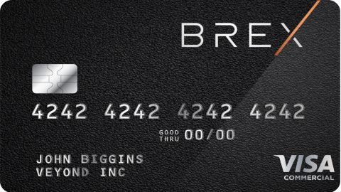 Startup card company Brex moves out of stealth