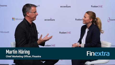 Finastra's vision and the thought behind FusionONE