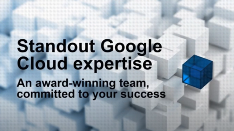 GFT hailed Google Cloud's 2019 Partner of the Year