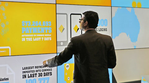 CBA takes pop-up innovation lab on a tour of Australia
