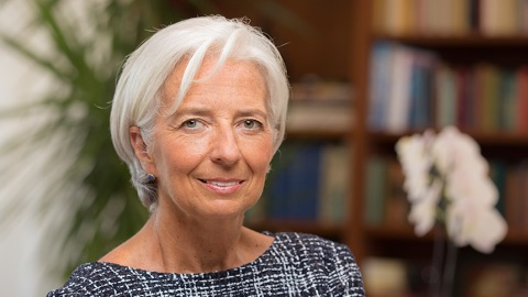 IMF chief call for central bank backed digital currencies
