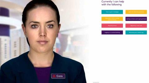 NatWest experiments with 'digital human' to answer customer queries