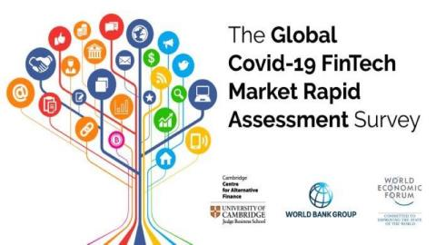 CCAF, World Bank, World Economic Forum launch survey to research fintech's role post-Covid-19