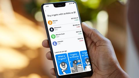 Venmo lets users buy and sell crypto