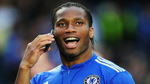 Standard Chartered signs Didier Drogba as first customer for online-only bank
