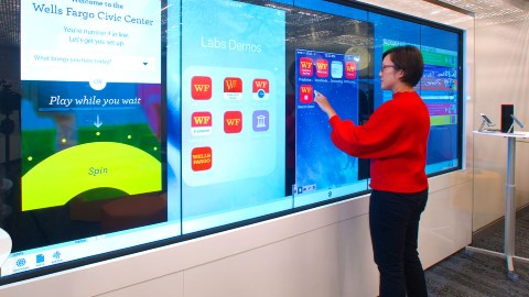 Wells Fargo Digital Lab offers a front-row seat to the future of banking