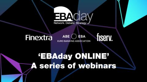 EBAday Online Webinar - Driving end-to-end digitalisation in payments