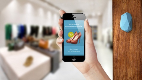 Estimote taps Apple iBeacon for micro-location-based shopping